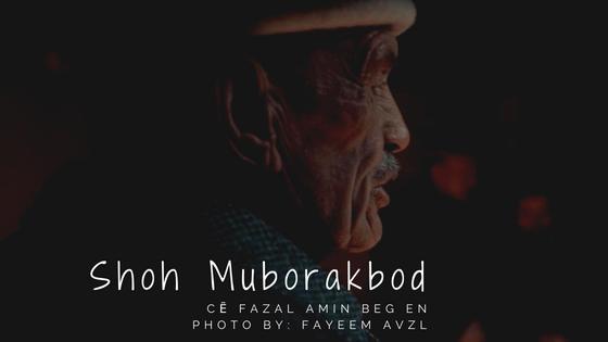 Shoh Muborakbod