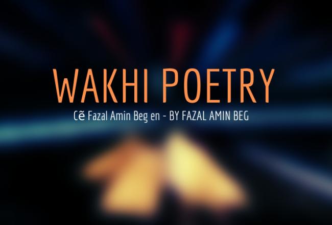 wakhi poetry